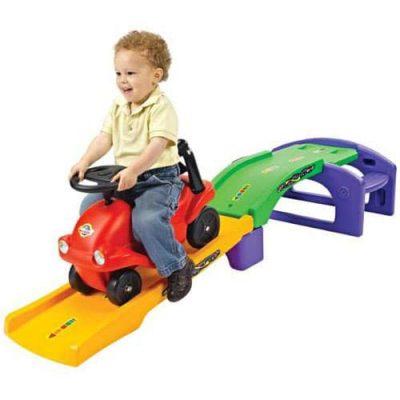 Roller Coaster Ride-on for Children
