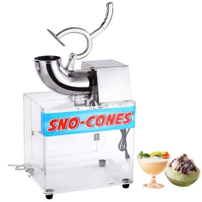 Yescom 250w snow cone maker