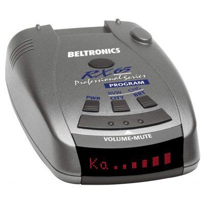 Beltronics RX65 Radar Detector