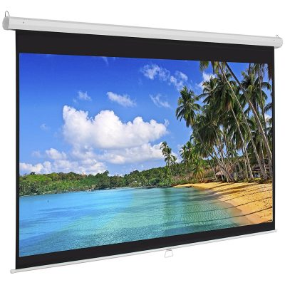 "Best Choice Products 140"" Projection Screen"
