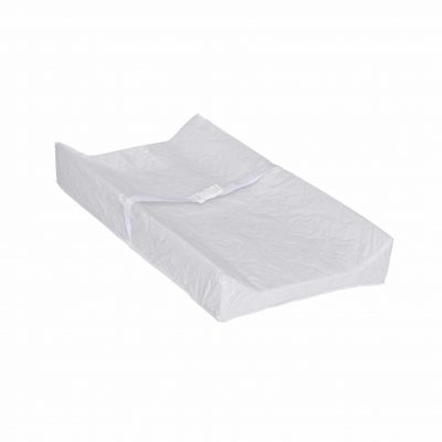 Changing Pad Two Sided Contour, White, Dream on Me