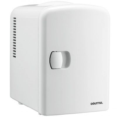 Gourmia GMF600 Portable 4L Capacity Mini Fridge-Warmer & Cooler
