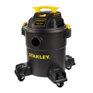 Stanley Dry and Wet Vacuum 4 Horsepower, 6 Gallon