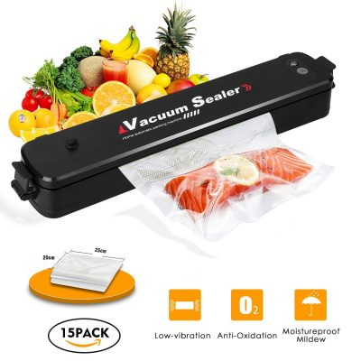WELHUNTER Food Vacuum Sealer