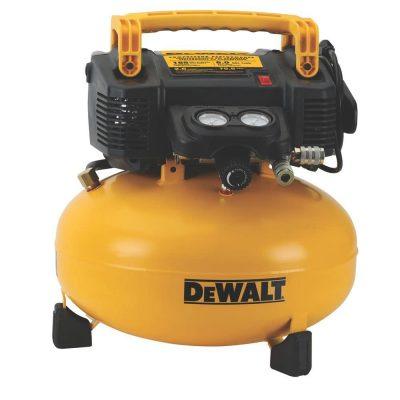 Dewalt Dwfp55126 165-psi 6-Gallon Pancake Compressor