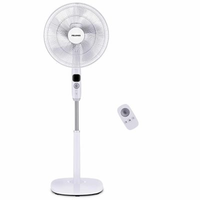 PELONIS Oscillating Turbo Silence Pedestal Fan