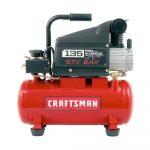 .Craftsman 3-Gallon 135-psi Oiled Portable Air Compressor