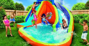 Top 10 Best Inflatable Water Slides in 2018 Reviews