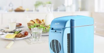 Top 10 Best Mini Fridge Cooler and Warmer in 2018 Reviews