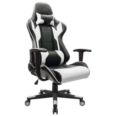 Homall Style High-Back PU Leather Gaming Chair