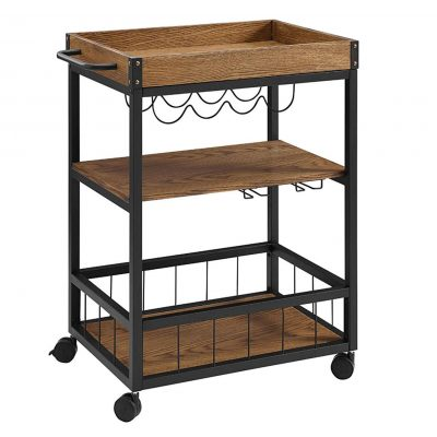 Austin Kitchen Cart from Linon