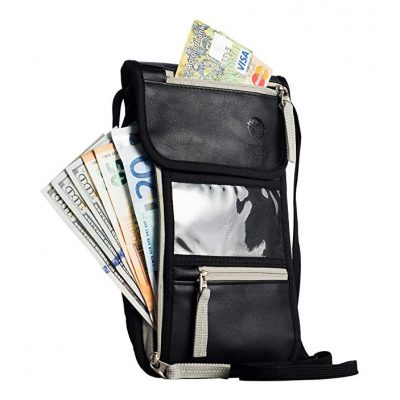 Organizer Solution Neck Wallet