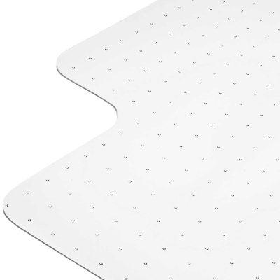DoubleCheck Products Heavy Duty Carpet Chair Mat