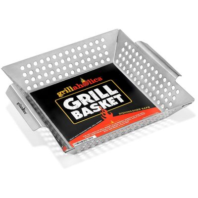 Grillaholics Vegetable Grill-Basket