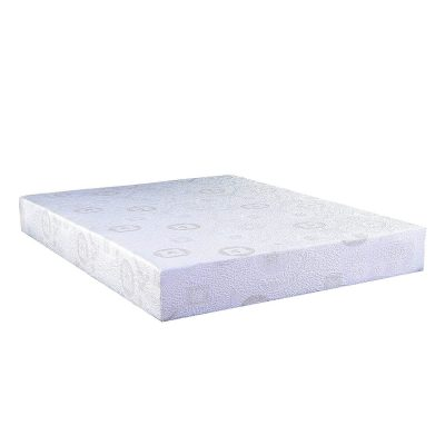 AC Pacific 8-Inch Green Tea Infused Memory Mattress