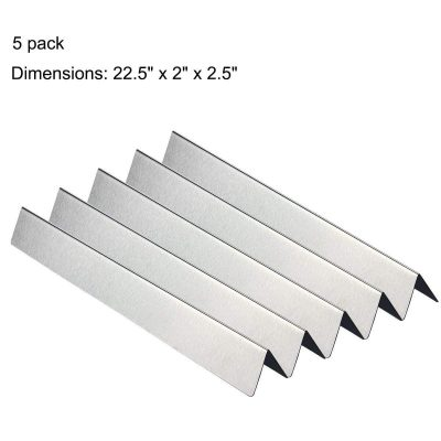 TargetEvo Stainless Steel Grill Flavorizer Bars