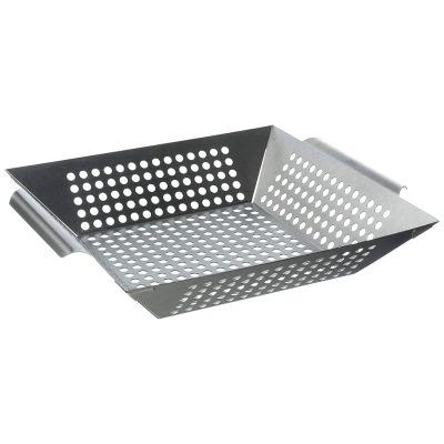 Yukon Glory Professional Grill Basket for Vegetables, GM-718