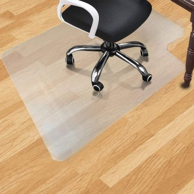 Crablux Office Chair Mat for Hardwood Floor