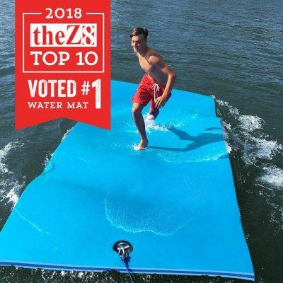 FloatDaddy 3-Ply Foam Water Mat