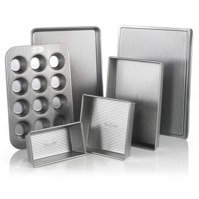 Aluminized Steel USA Pan Bakeware Set