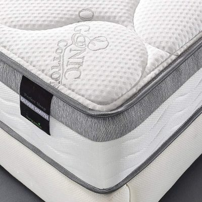 Smith and Oliver Green Tea Foam Mattress