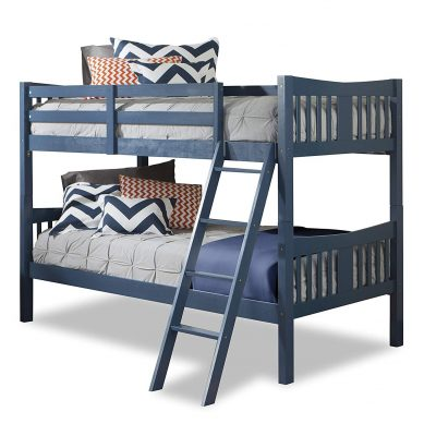 Storkcraft Caribou Solid Hardwood Bunk Bed