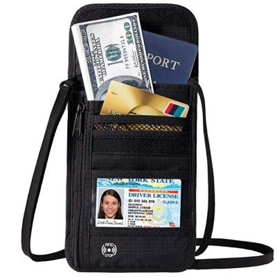 Defway DEW Travel Passport Wallet