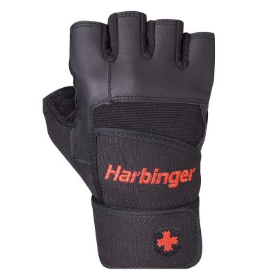 Harbinger Pro Weightlifting Gloves