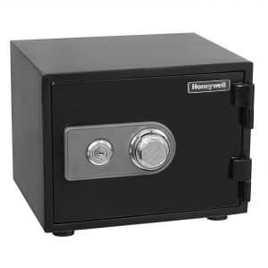 7. Honeywell Safes and Door Locks with Dual Dial, Black
