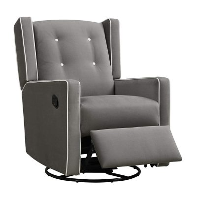 Kid Relax Mikayla Gliding Recliner Chair