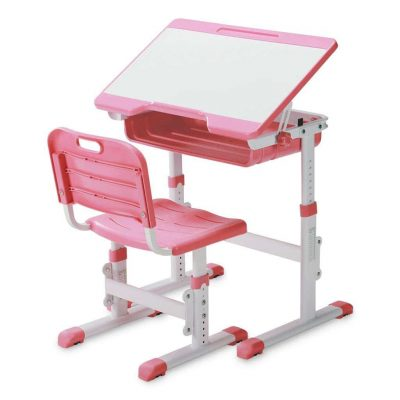 SLYPNOS Ergonomic Adjustable Kids Desks