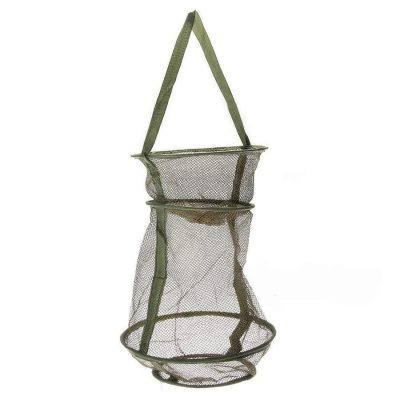 JoyLiveCY Buity Durable Nylon Floating Fish Basket
