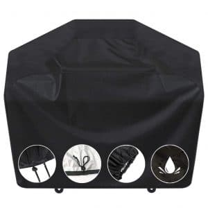 SARCCH Grill Cover Waterproof and Fade Resistant, BBQ Grill Cover