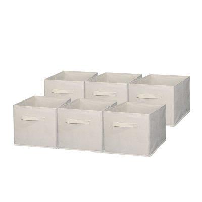 Sodynee Foldable Cloth Storage Cubes
