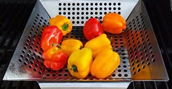 vegetable grill baskets