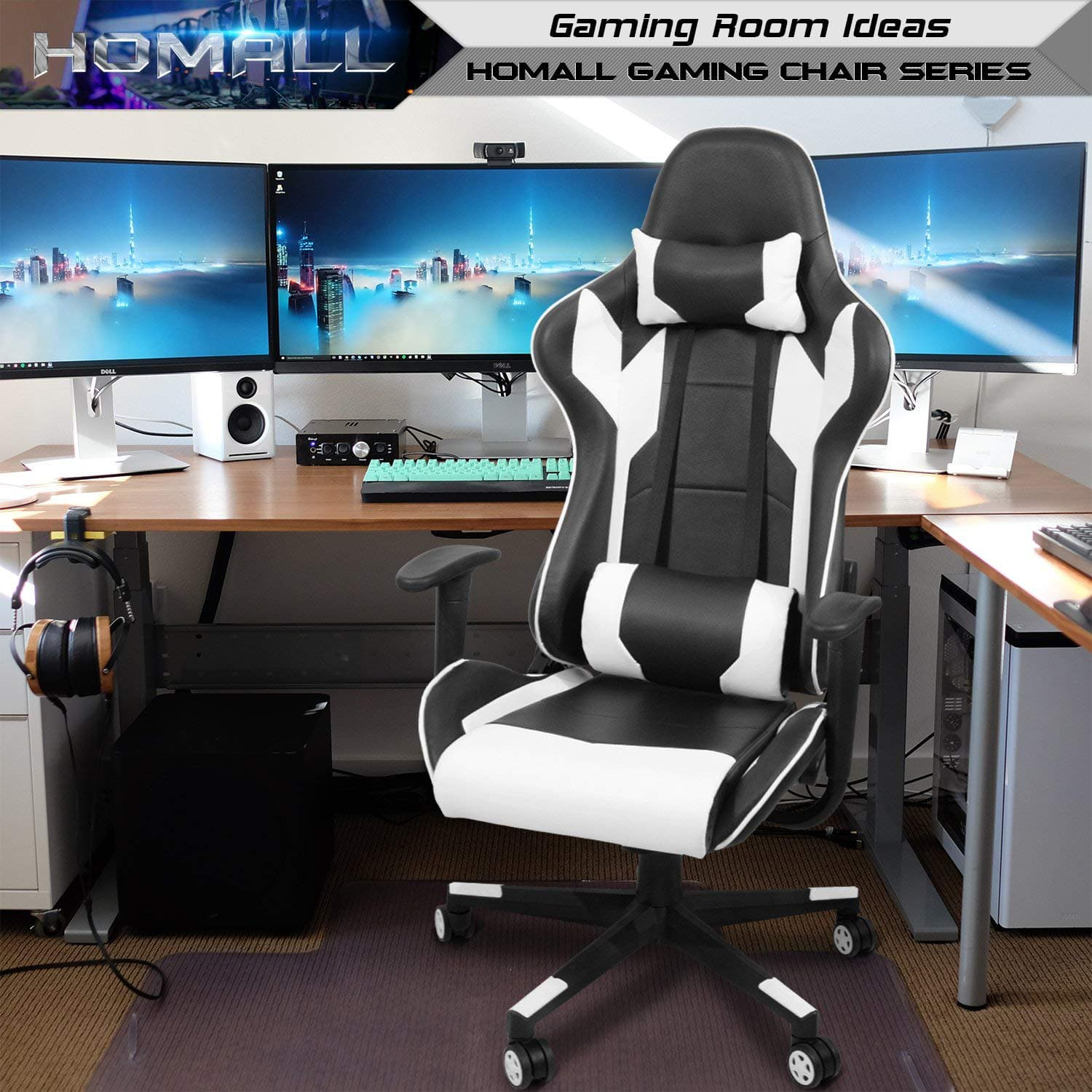 Remarkable Top 10 Best Gaming Chairs In 2019 Reviews Buyers Guide Pdpeps Interior Chair Design Pdpepsorg
