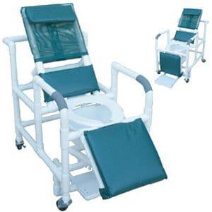 MJM Reclining Shower Chair
