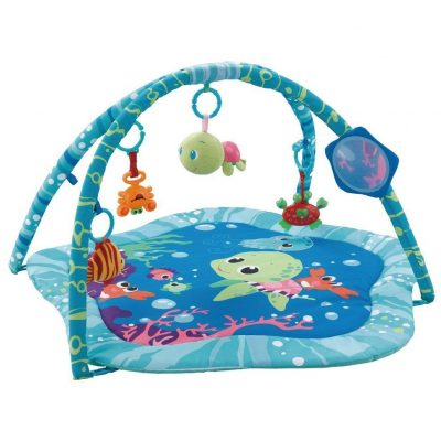 EMILYSTORES Princess Prince baby activity gym