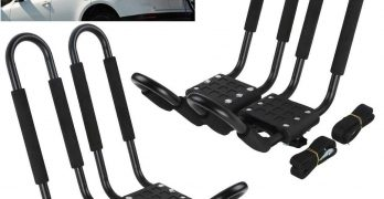 Car Rack & Carriers© Universal 2 Pairs J- shape