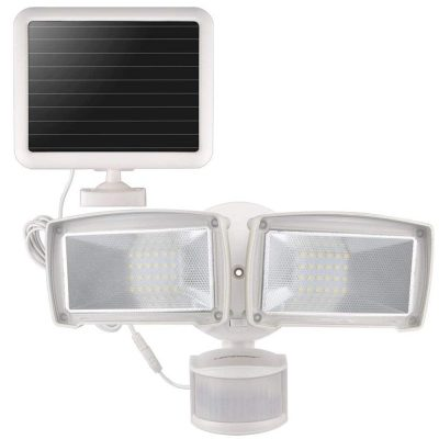 LEPOWER Solar LED Motion Sensor Light