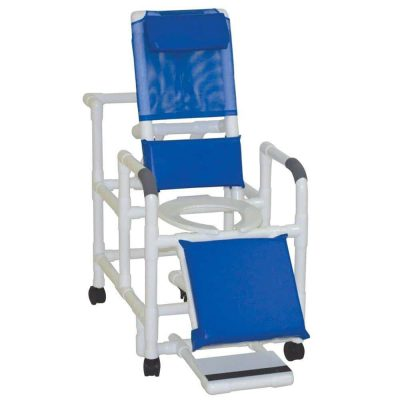 MJM International 196 Reclining Shower Chair