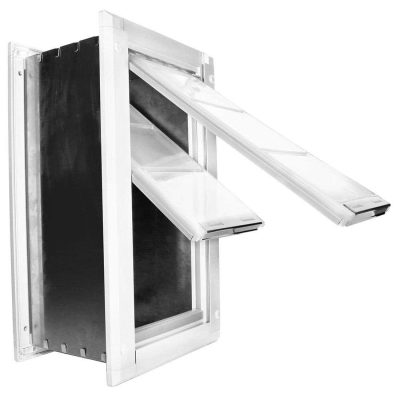 Pacific Flap Wall Mount Pet Door