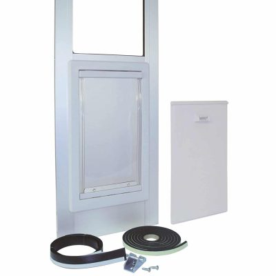 Fast Fit Aluminum 96 Pet Door