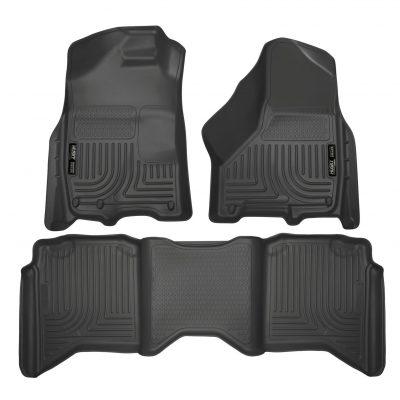 Husky Liners Front & Second Seat Floor Liners