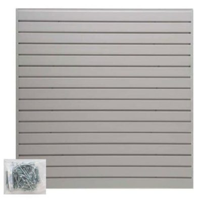 Jifram Extrusions Easy Living Slat Wall Panel, 01000021