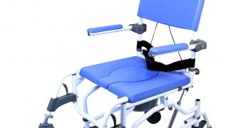 Healthline Medical Reclining Shower Chair