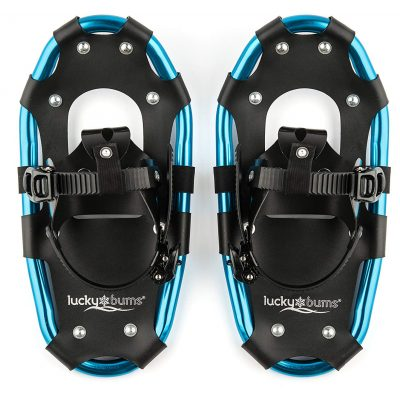 Lucky Bums Youth and Adult Snow Shoes