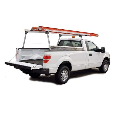 VersaRack aluminum ladder and utility rack for full-size pickup trucks