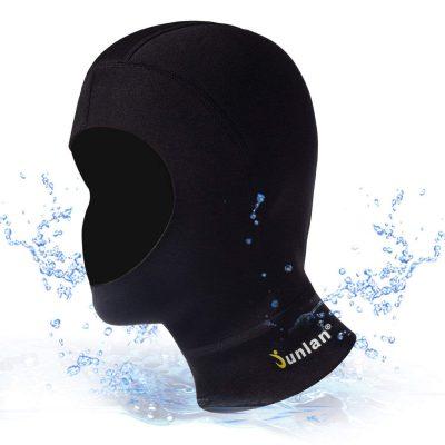 Junlan 3mm Neoprene Diving Hood