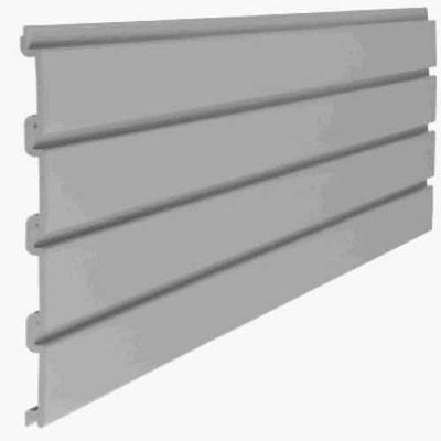 Suncast SW04G Slatwall Panel, Gray